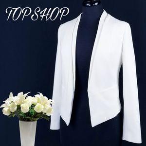 TOPSHOP Cream Jacket